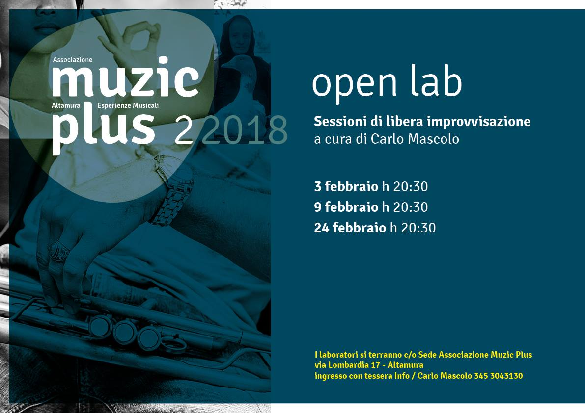 Open Lab FEB